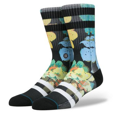 Stance Men's Corsage Classic Socks Large