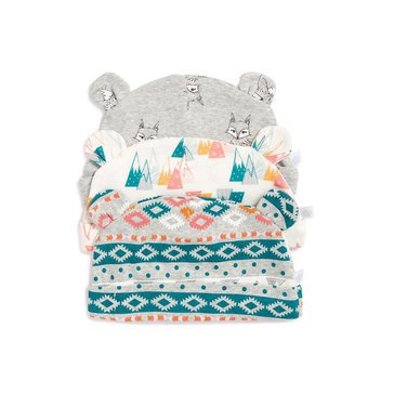 Rosie Pope Baby Girls' 3 Pack Cap