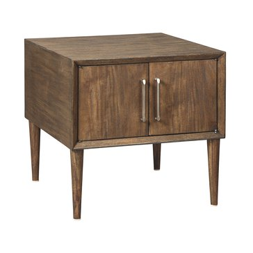 Signature Design by Ashley Kisper Square End Table (T802-2)