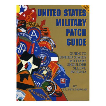 Book United States Military Patch Guide