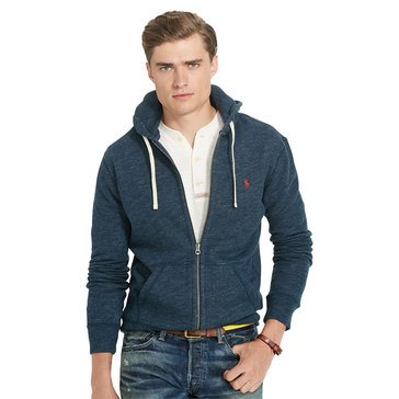 Polo Ralph Lauren Men's Cotton Blend Fleece Hoodie