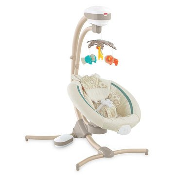 Fisher-Price My Little Giraffe Cradle Swing
