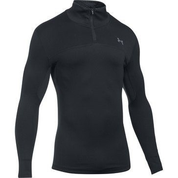 Under Armour Men's Cold Gear Infrared Armour Elements 1/4 Zip Shirt