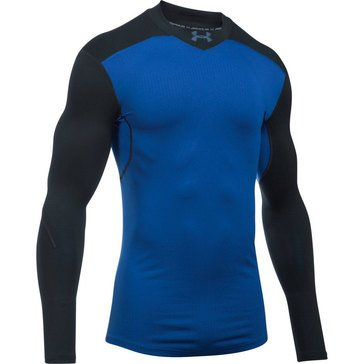 Under Armour Men's Cold Gear Infrared Armour Elements Mock