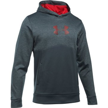 Under Armour New UA Logo Twist Hoodie