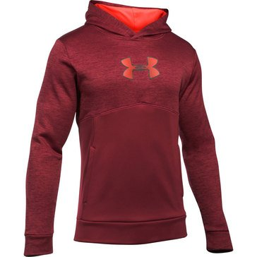 Under Armour Men's New UA Logo Twist Hoodie