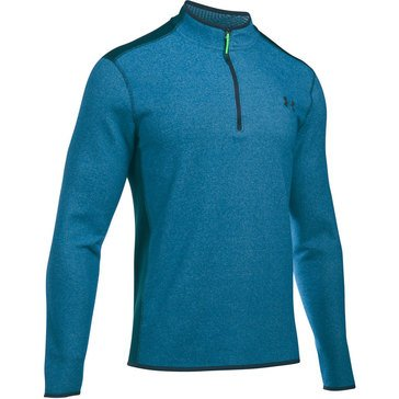 Under Armour Men's The Cold Gear Infrared Fleece 1/4 Zip Shirt