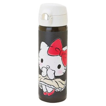 Hello Kitty Holiday Stainless Steel Bottle, Sketch