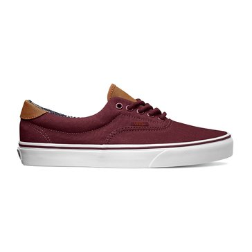 Vans C&L Era 59 Unisex Skate Shoe Port Royale/Mix Material
