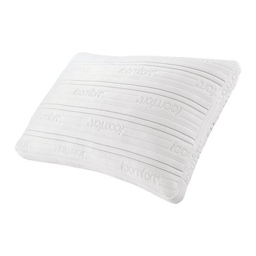 serta icomfort scrunch pillow with triple effects queen