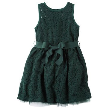 Carter's Toddler Girls' Holiday Lace Tulle Dress