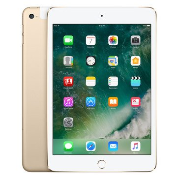 Apple iPad Mini 4 Cellular - 32GB - Gold (MNWR2LL/A)