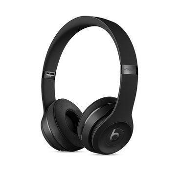 Beats by Dr. Dre Solo 3 Wireless Headphones - Black (MP582LL/A)