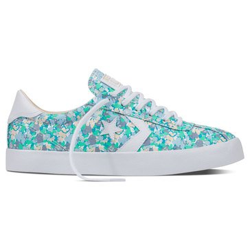 Converse Breakpoint Oxford Women's Sneaker Fresh Cyan/Barely Orange/White