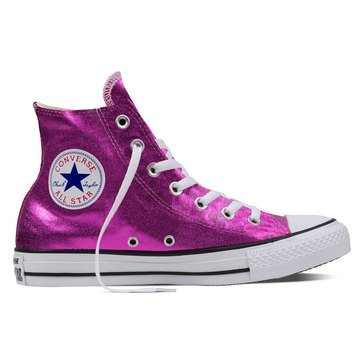 Converse Chuck Taylor All Star Hi Women's High Top Sneaker Magneta Glow/Black/White