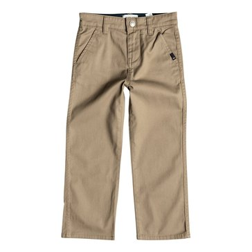 Quiksilver Little Boys' Everyday Union Pants, Elmwood