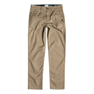 Quiksilver Big Boys' Everyday Union Pants, Elmwood