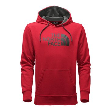 The North Face Half Dome Red Hoodie