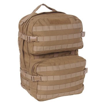 S.O.C. Short Range Bugout Backpack - Coyote Brown