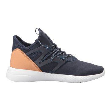 Reebok Hayasu Women's Dance Shoe Collegiate Navy/ White/ Veg Tan