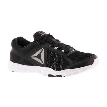 Reebok YourFlex Train 9.0 MT Men's Training Shoe Black/ Skull Grey/ White/ Pewter/ Grey