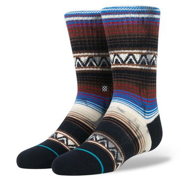 Stance Little Boys' El Guapo Crew Socks, Blue