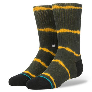 Stance Little Boys' Phanto Crew Socks, Size 2.5-5