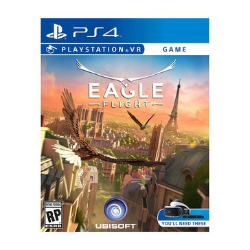 PlayStation VR Eagle Flight
