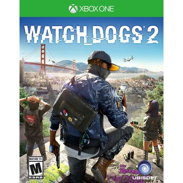 Xbox One Watch Dogs 2 Launch
