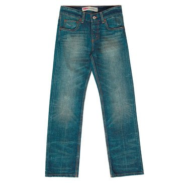 Levi's Big Boys' 514 Straight Fit Jeans, Atlas