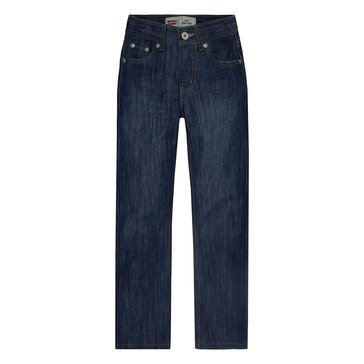 Levi's Big Boys' 514 Straight Fit Jeans, Glare