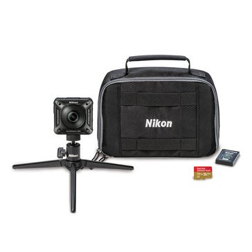 Nikon Key Mission 360 Action Camcorder Military Kit