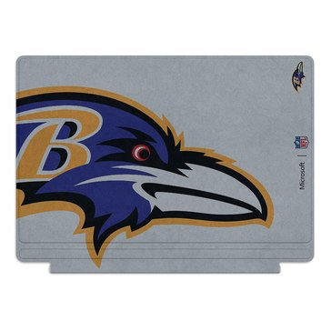 Microsoft Surface Pro 4 Special Edition NFL Type Cover - Baltimore Ravens