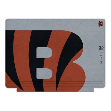 Microsoft Surface Pro 4 Special Edition NFL Type Cover - Cincinnati Bengals