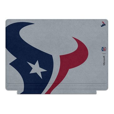 Microsoft Surface Pro 4 Special Edition NFL Type Cover - Houston Texas