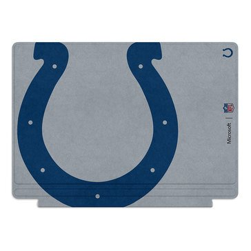 Microsoft Surface Pro 4 Special Edition NFL Type Cover - Indianapolis Colts