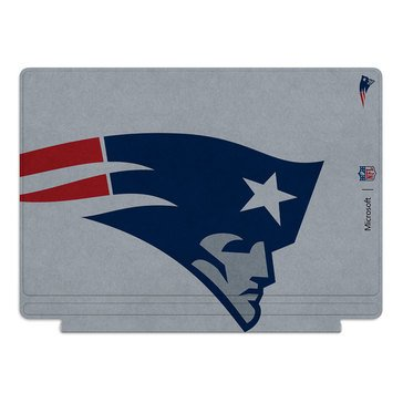 Microsoft Surface Pro 4 Special Edition NFL Type Cover - New England Patriots