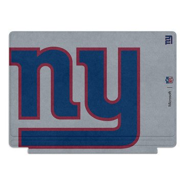 Microsoft Surface Pro 4 Special Edition NFL Type Cover - New York Giants