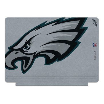Microsoft Surface Pro 4 Special Edition NFL Type Cover - Philadelphia Eagles