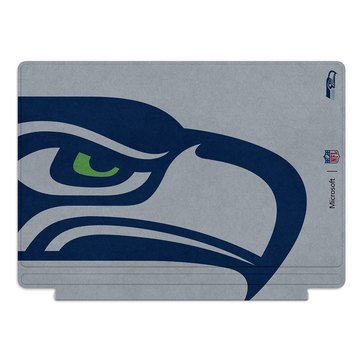 Microsoft Surface Pro 4 Special Edition NFL Type Cover - Seattle Seahawks