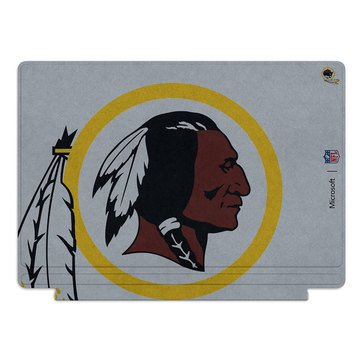Microsoft Surface Pro 4 Special Edition NFL Type Cover - Washington Redskins