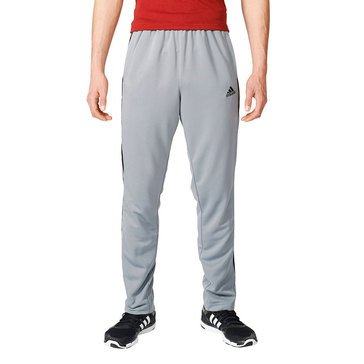 Adidas Men's Tapered Grey Field Pants