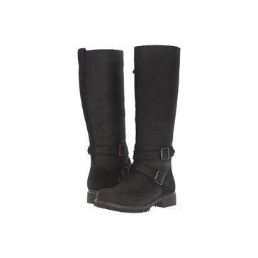 Timberland Wheelwright Women's Tall Medium Shaft Boot Black