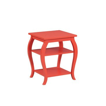 Panorama Side Table, Orange