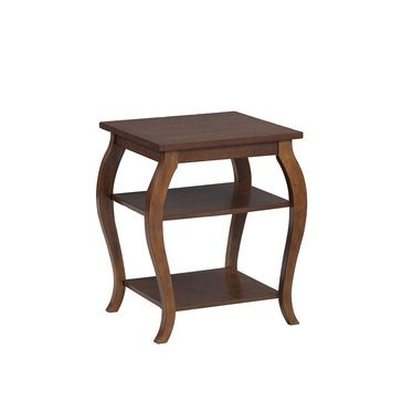 Panorama Side Table, Hazelnut