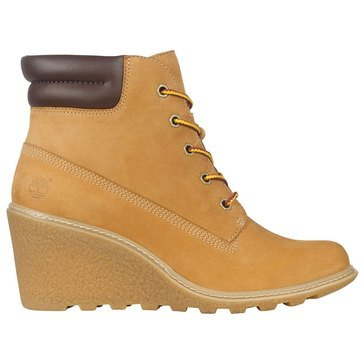 Timberland Amston Women's Wedge Boot Wheat