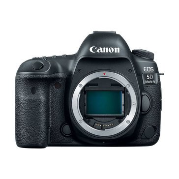 Canon EOS 5D Mark IV DSLR Camera - Body Only (1483C002)