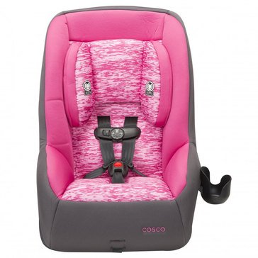 Cosco MightyFit 65 DX Convertible Car Seat, Heather Rose