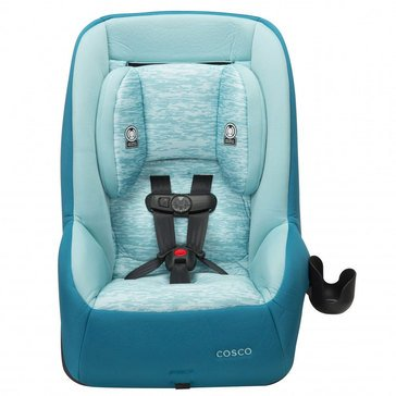 Cosco MightyFit 65 DX Convertible Car Seat, Heather Mist