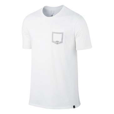 Jordan Pure Money PCKT Tee, White